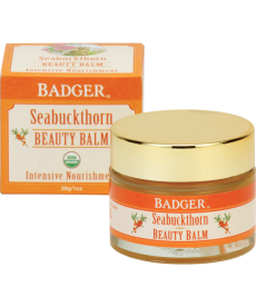 BADGER SEABUCKTHORN BEAUTY BALM / SEABUCKTHORN GÜZELLİK BALMI 28gr