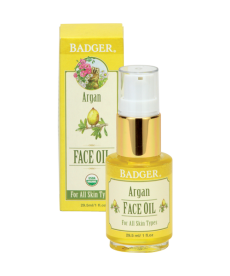 BADGER ARGAN FACE OIL / ARGAN YÜZ BAKIM YAĞI
