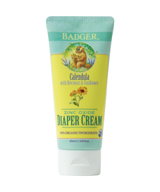 BADGER DIAPER CREAM 87mL / BEBEK BEZİ KREMİ