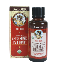 BADGER AFTER SHAVE FACE TONIC 118mL / TIRAŞ SONRASI RAHATLATICI TONİK