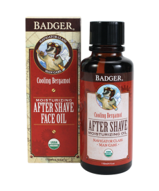 BADGER AFTER SHAVE FACE OIL 118mL / TIRAŞ SONRASI  NEMLENDİRİCİ YAĞ
