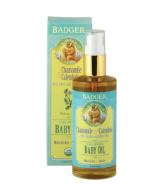 BADGER BABY OIL 118mL / BEBEK YAĞI