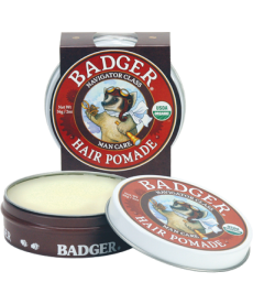 BADGER HAIR POMADE / BADGER SAÇ ŞEKİLLENDİRİCİ 56 gr