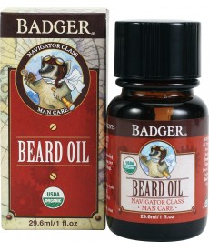 BADGER BEARD CONDITIONING OIL 29.6mL / SAKAL YAĞI
