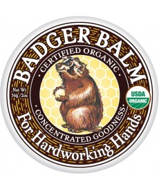 Badger Balm For Hardworking Hands / Yıpranmış Eller için Balsam 21gr